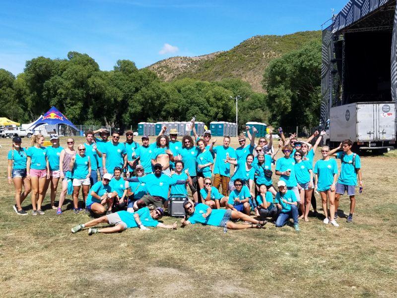 Rhythm & Alps Music Festival Volunteer