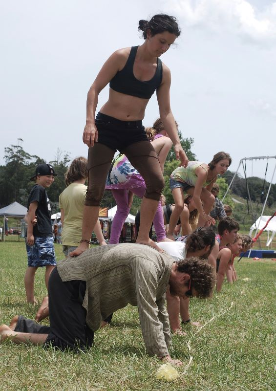 Northland Circus Festival Volunteers