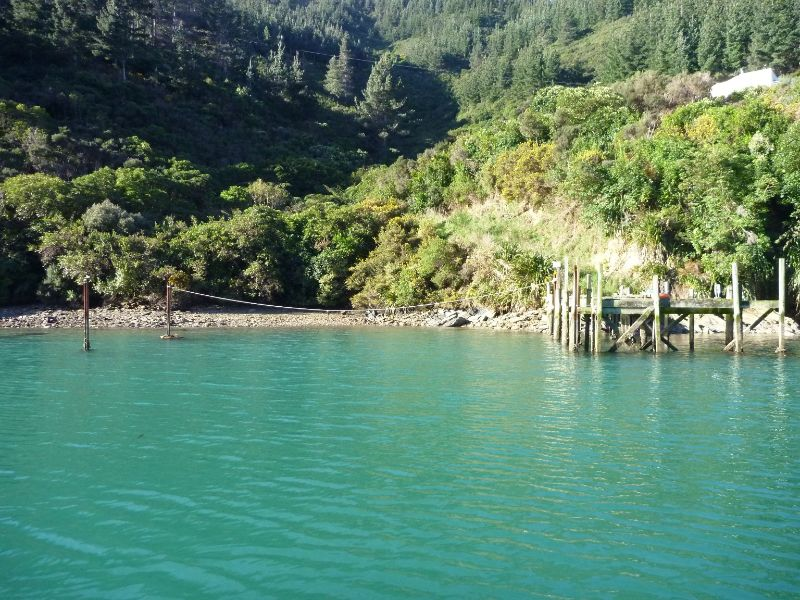 Work And Play In The Marlborough Sounds
