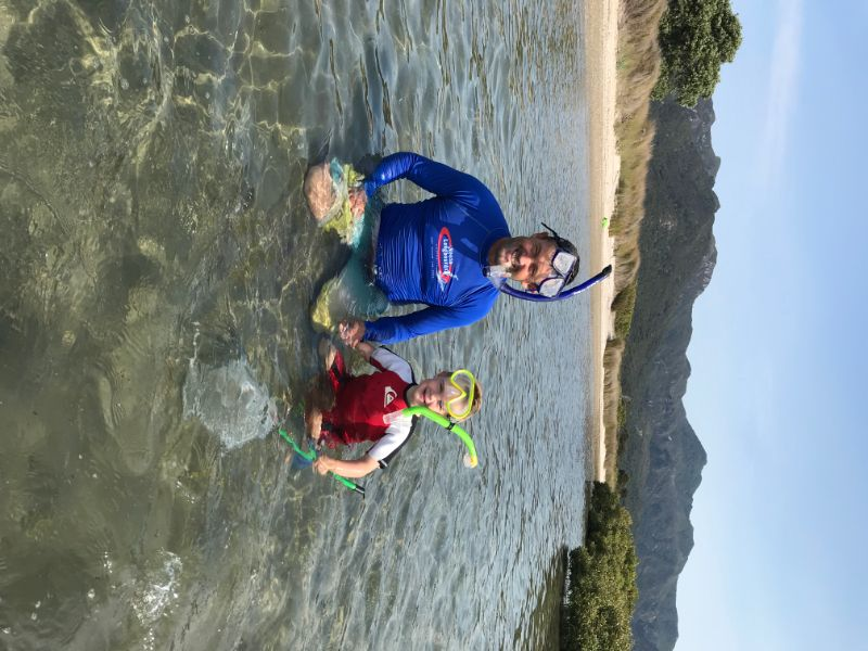 Au Pair - Great Barrier Island