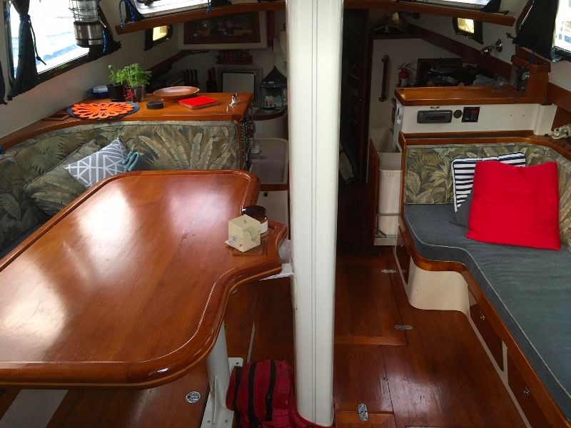 Cleaning Help On A Yacht In Opua