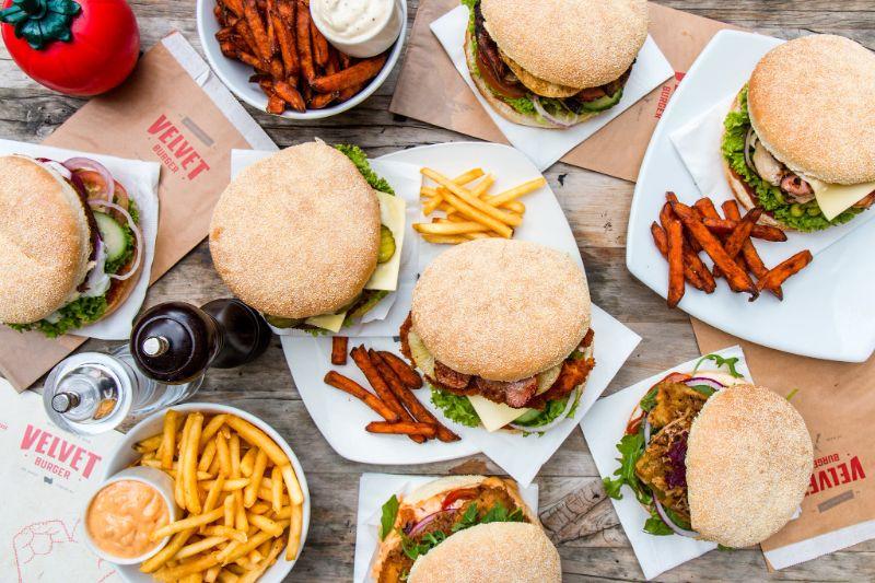 Velvet Burger Fort Street - Kitchen Team