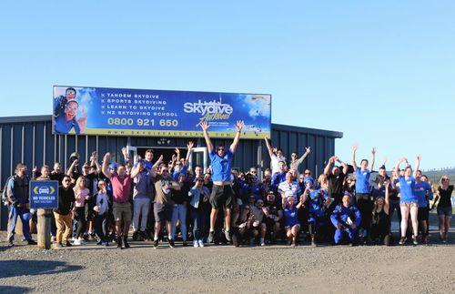 Ground Crew - Skydive Auckland