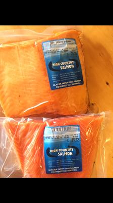 Salmon Farm Hand